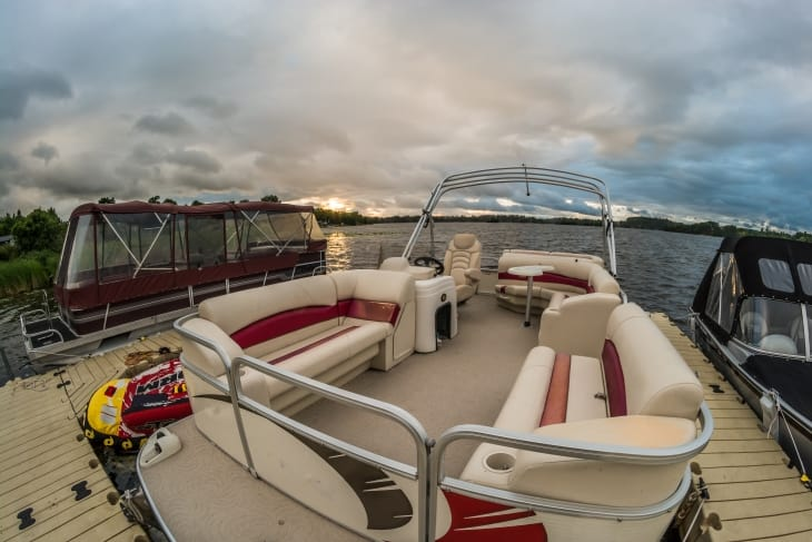 Buying a Pontoon Boat