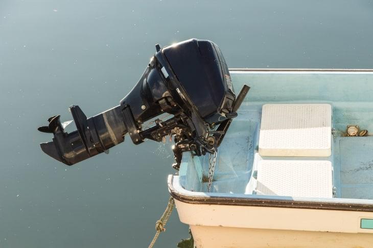 Best Outboard Motor Lock